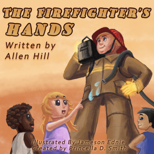 The Firefighters Hands