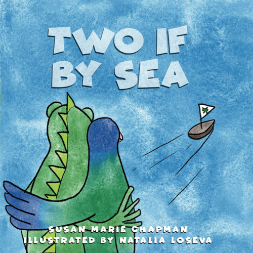 Two if by Sea: a grumpy the iguana and green parrot adventure