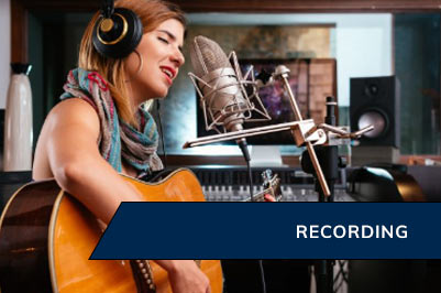 Production Services - Recording