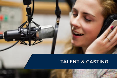 Production Services - Talent Casting