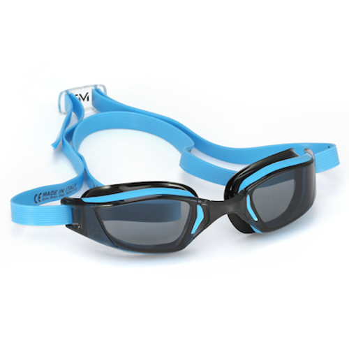 XCEED SMOKE LENS BLUE/BLACK