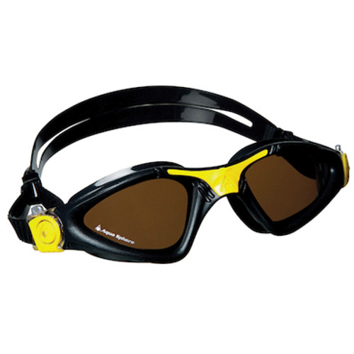 KAYENNE POLARIZED LENS BLACK/YELLOW