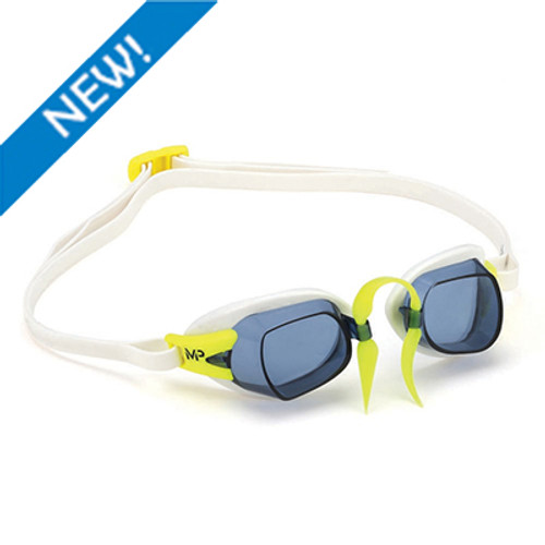 CHRONOS SMOKE LENS WHITE/LIME
