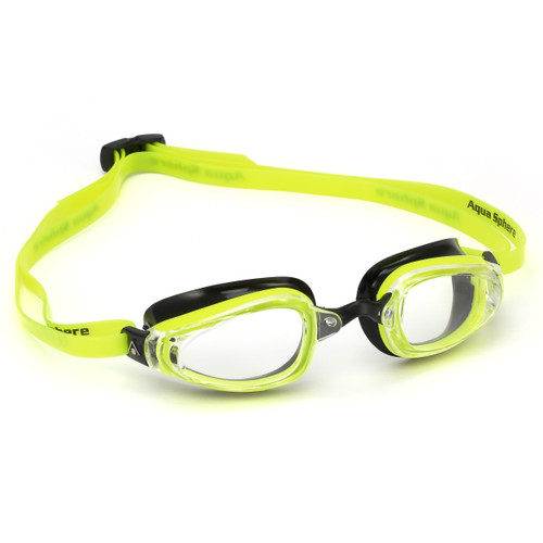 K180 Clear Lens Yellow/Black