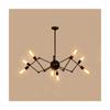 Spider pendant light