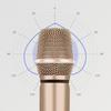 KKH Love Shape Mic Anti High-Pitched Sound