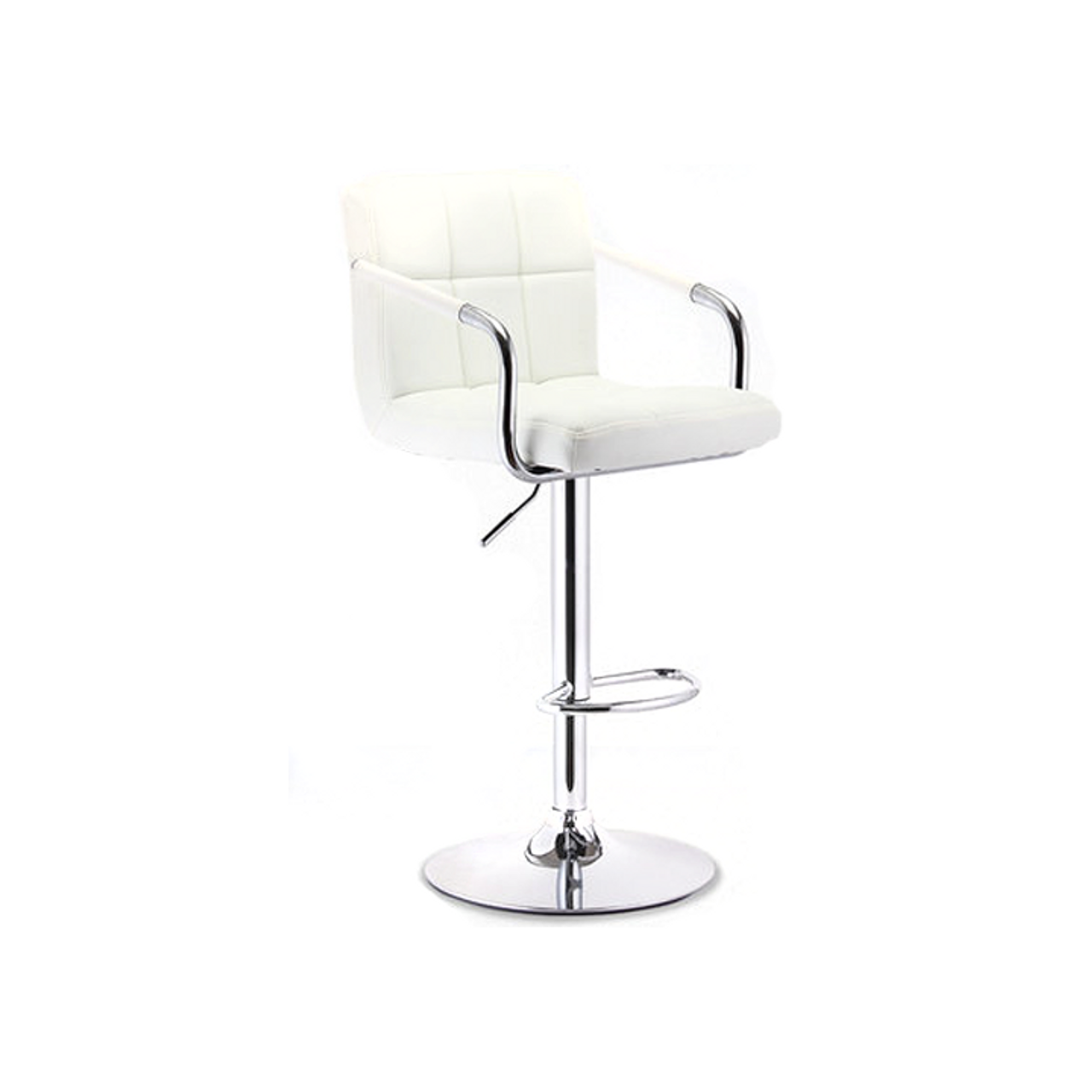 Pleasing Pu Leather Hydraulic Lift Bar Stools Camellatalisay Diy Chair Ideas Camellatalisaycom