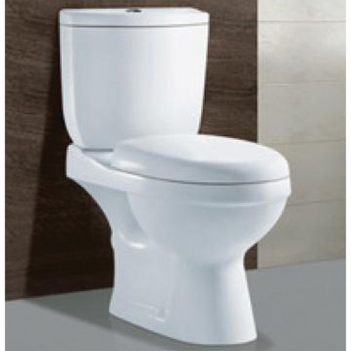 Richford Two Piece Toilet Set P-Trap R044A (TA00001-00013)