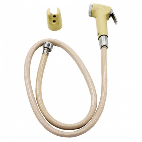 Toilet Bidet Spray With Holder & Hose 1.2M Beige (TAP206)