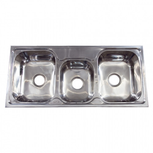 Figo Laundry 3 Bowl Sink GH10548A (SINK00001-00035)