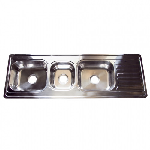 Figo Laundry 3 Bowl Sink GH1550A (SINK00001-00034)