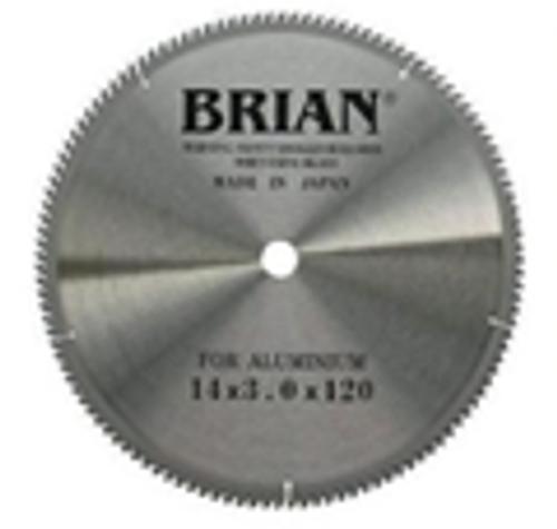 """'BRIAN' TCT SAW BLADE 10""""X3.0X120T"""