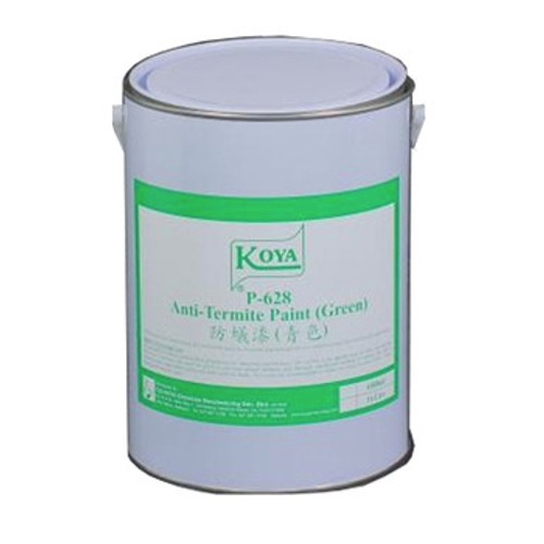 KOYA ANTI TERMITE PAINT P628 (GREEN) 16 LT