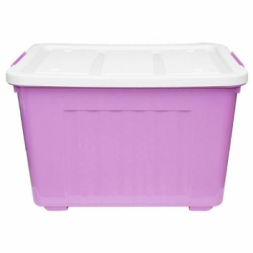 Judu Purple pvc Container 3016 (CON08)