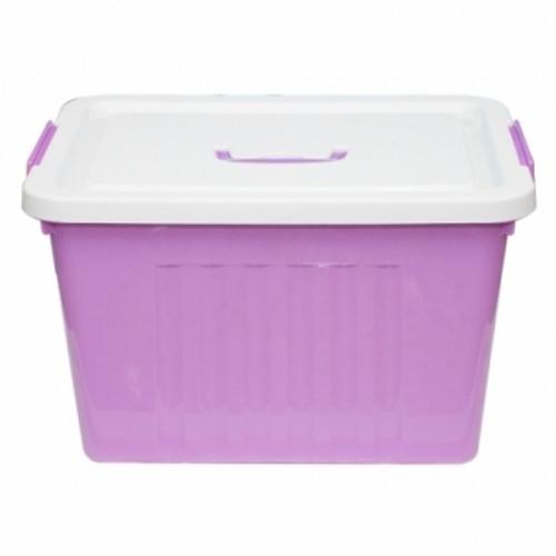 Judu Purple pvc Container 3013 (CON10)
