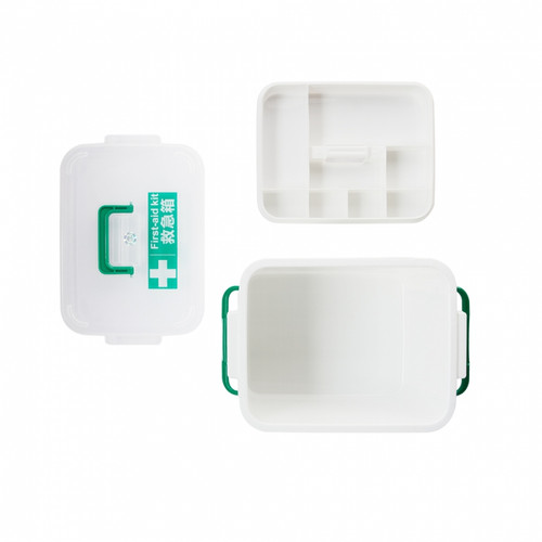 JinFeng SQ First Aid Kit Container A2201 (FA04)