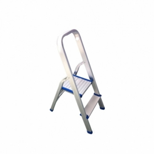 2-step steel ladder AY-T002 (AL011A)