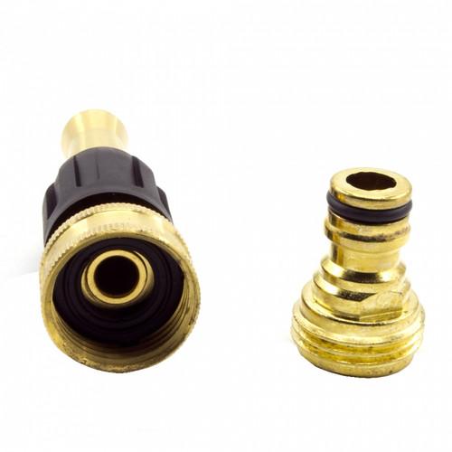 Brass Hose Nozzle (TA022)