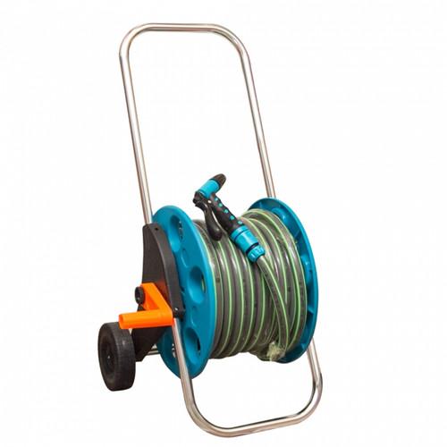 Prosper Garden Hose Reel Cart c/w accessories PR3015A (GT004)
