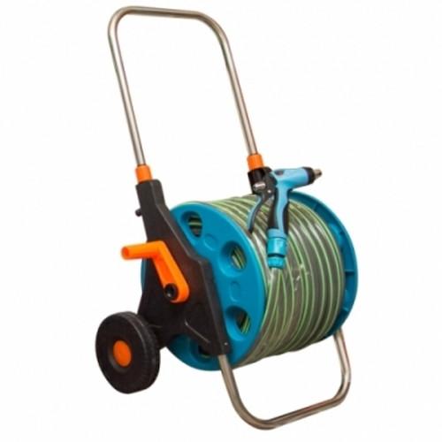 Prosper Garden Hose Reel Cart c/w accessories PR5015A (GT005)