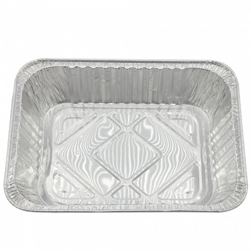 Square Aluminium Foil BBQ (3pcs/pack Tray BB138 (HH03-14)