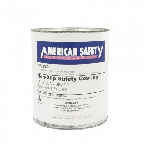 AST Anti Slip Coating AS-250 - Safety YEllow (MZAS07)