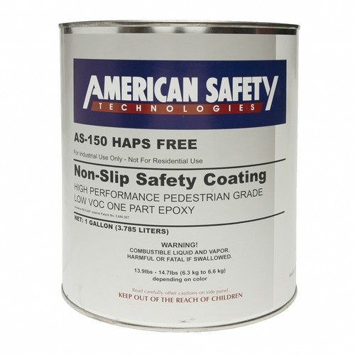 AST Haps Free Anti Slip Coating AS-150 - Safety Yellow (MZAS03)