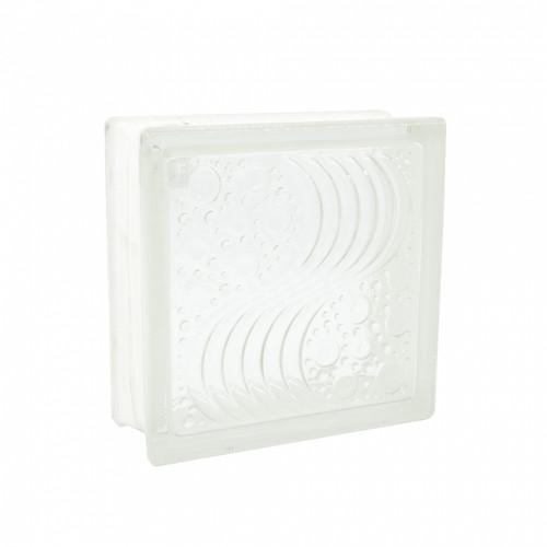 Glass block 19108/W