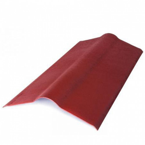 Onduline Standard Ridge Cappings - Red (R00054-00003)