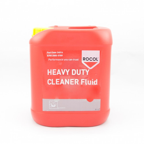 Rocol Heavy Duty Cleaner Fluid R34014 (MZRC26)