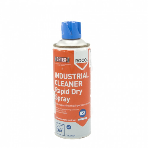 Rocol Industrial Cleaner Rapid Dry Spray R34131 (MZRC27)