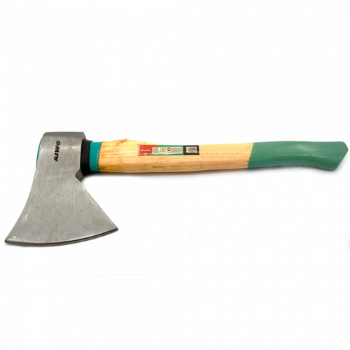 Aiwo Double Safety Axe with wooden handle J-00005 (HW00123-00009)