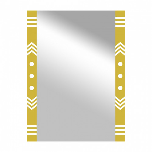 Figo Rectangular Glass Mirror HS-A118 (HS-A118)
