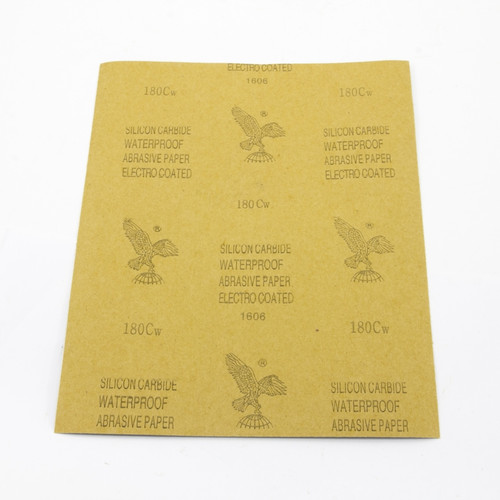 Eagle Abrasive Paper CW-120 (PP00001-00007)
