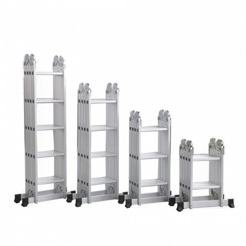 Big Hinge 4*4 steps Multipurpose ladder AY-504 (AL010C)