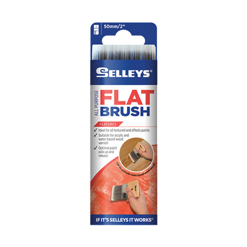 Selleys All Purpose Flat Brush 2""