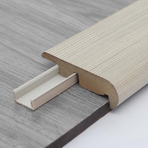 Figo Laminate Flooring Stair Nose #UN804 (LA00001-00073)