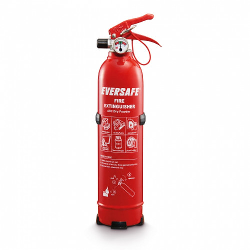 Eversafe ABC Powder Fire Extinguisher E-600 (MZES41)