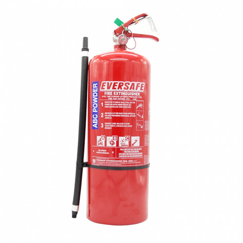Eversafe ABC Dry Powder Portable Fire Extinguisher EC-9 (MZES32)