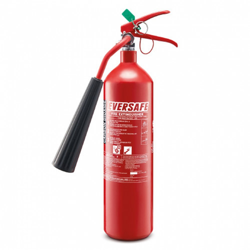 Eversafe Carbon Dioxide Gas Portable Fire Extinguisher ECO-5 (MZES33)