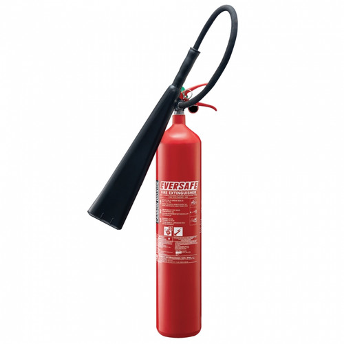 Eversafe Carbon Dioxide Gas Portable Fire Extinguisher ECO-11H (MZES34)