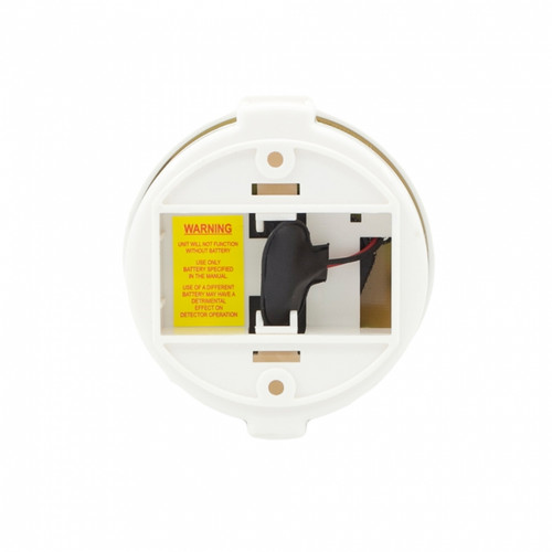 Eversafe Battery Operated Photo Electric Smoke Alarm MTS-166 (MZES39)