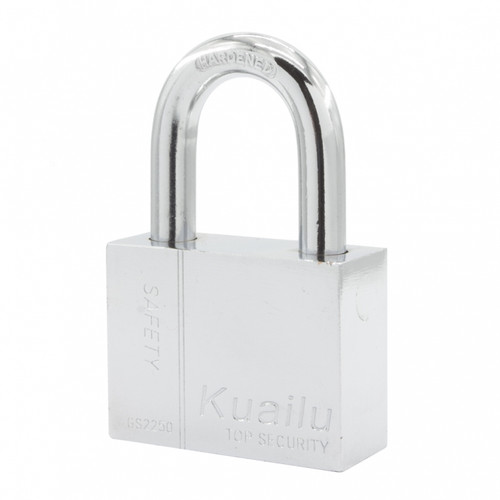 Kuailu Padlock GS2250 - Chrome (PL017)