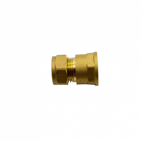 "Figo Brass Coupling (15 x 1/2""F) (T&M00005-00006)"