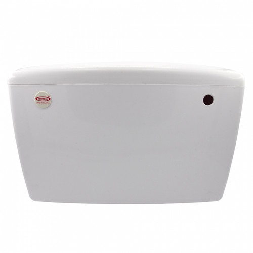 Techplas High Level Plastic Cistern 9L (White) (TA029)
