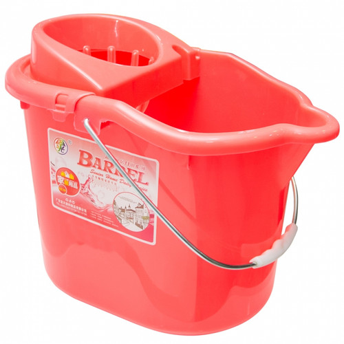 Barrel PVC Mop Bucket 3807 (BDM08-01)