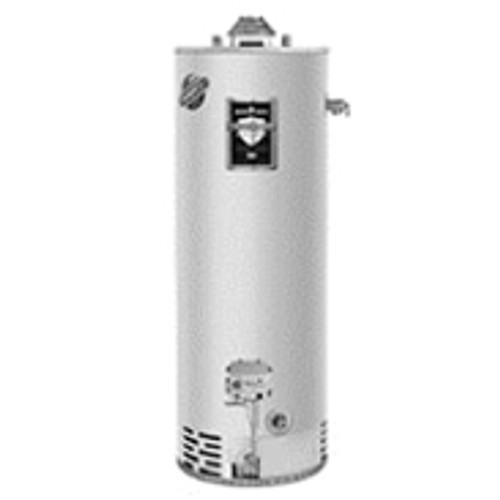 Bradford 30 Gallon Natural Gas Water Heater (White)