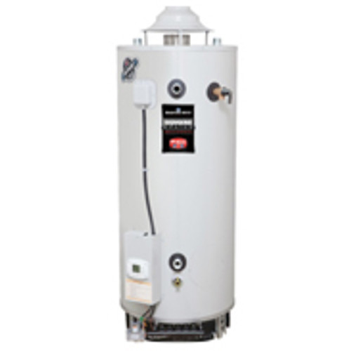 Bradford Commercial Cas Water Heater (White) 80 Gallons (19193014-2)