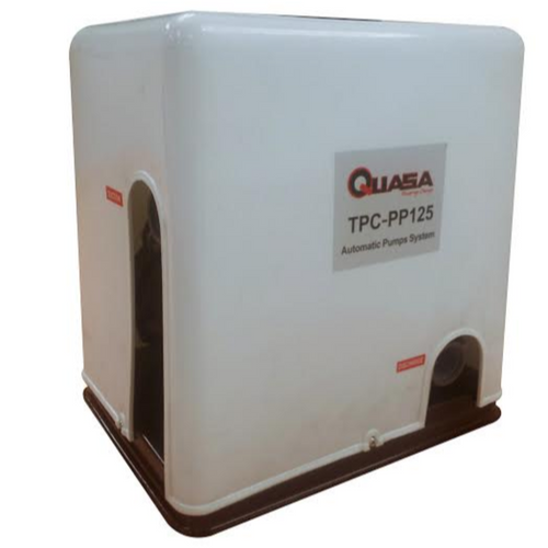 "Quasa 125 Watt 1"" x 1"" Auto Home Pump"