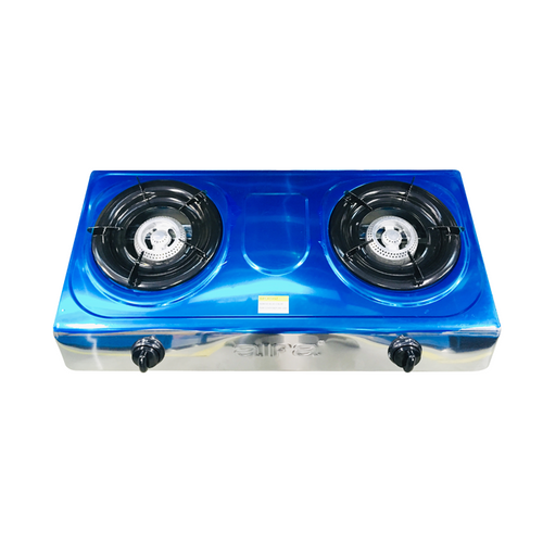 Aifa Gas Stove Twin Burner HT-99 95mm
